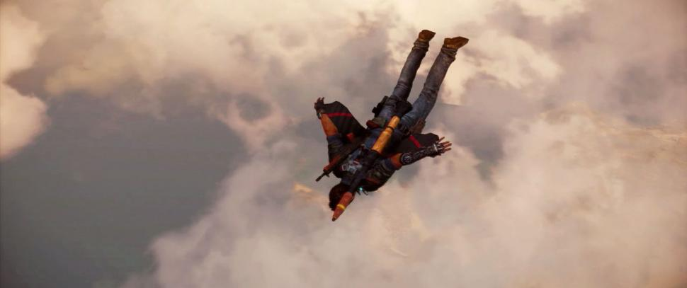 Just Cause 3 mit neuen Features. (1)