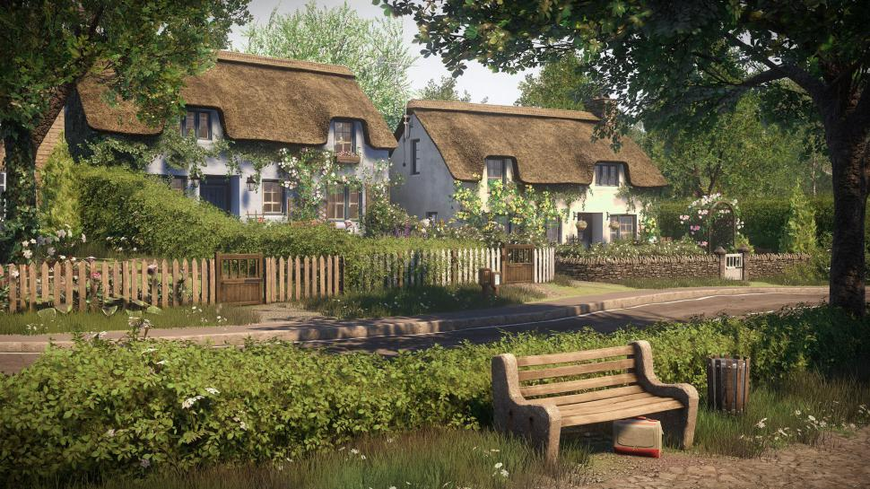Everybody's Gone to the Rapture - Screenshots aus dem PS4-Spiel (1)