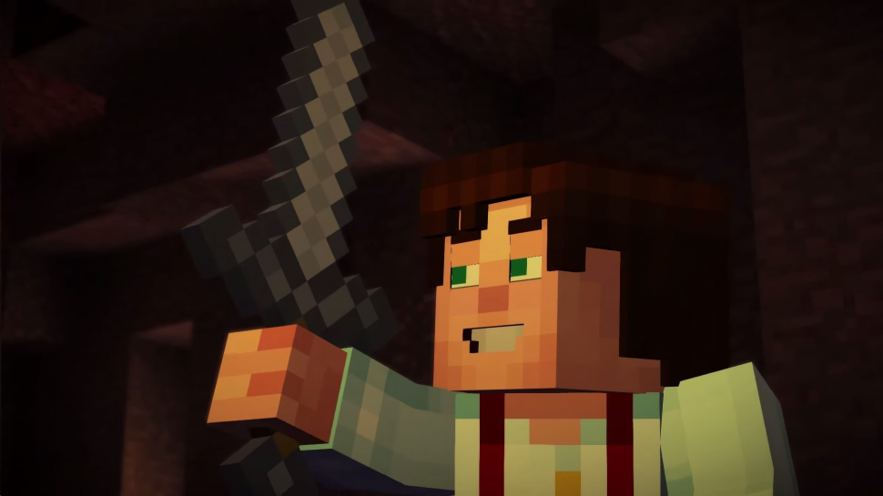 Minecraft: Story Mode - The Order of the Stone ist ab sofort gratis erhältlich. (1)