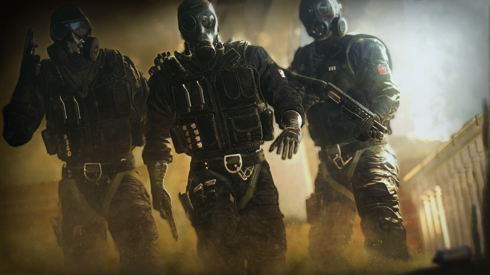 Screenshots aus Rainbow Six Siege. (1)