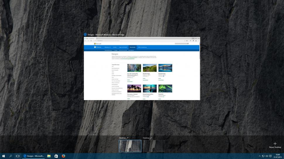 fotos anzeigen programm windows 10