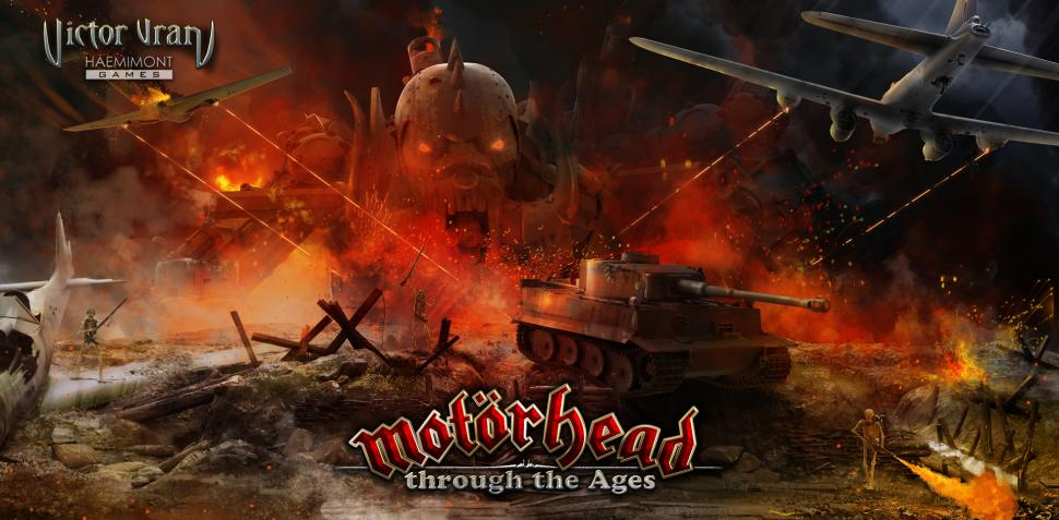 Victor Vran: Motörhead - Through the Ages in der Gamescom-Vorschau. (1)