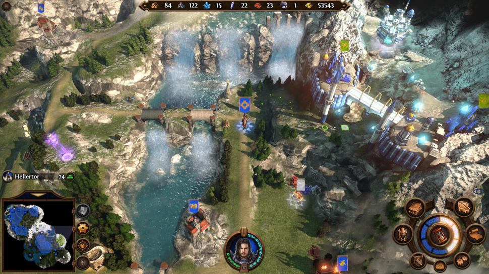 Might & Magic Heroes 7 im Test (2)
