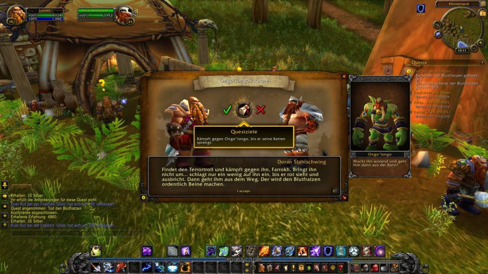 World Of Warcraft Quests Zu Langweilig Addon Storyline Schafft Abhilfe