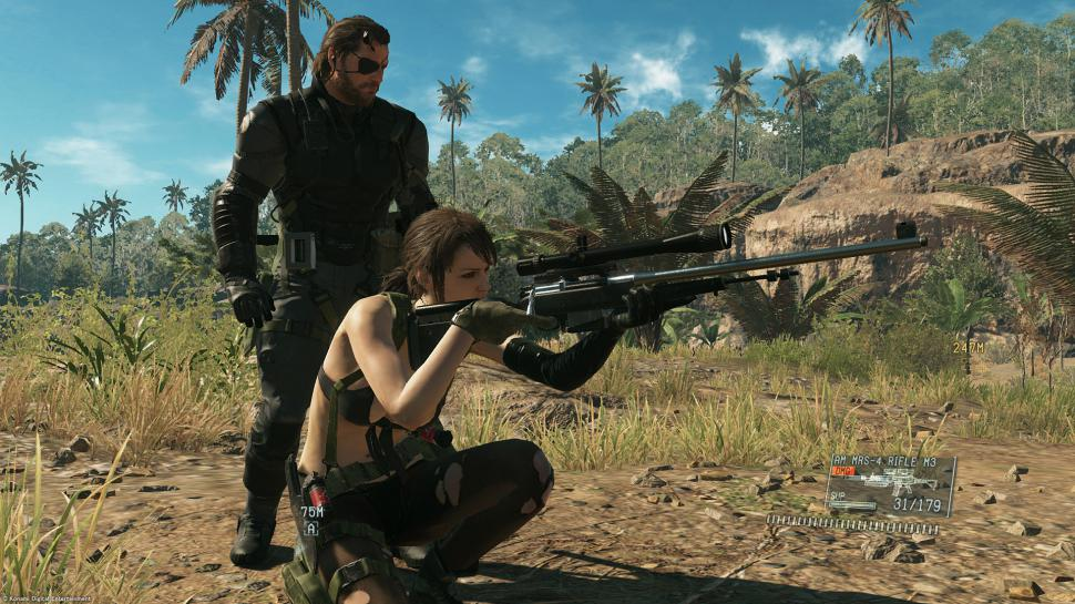 Metal Gear Solid 5: The Phantom Pain ist in Japan der meistverkaufte PS4-Titel.  (1)
