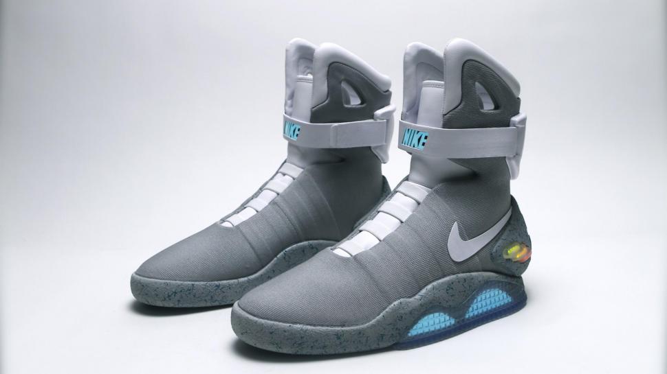 Selbstschnürende Schuhe: Nikes Weg zurück in die Zukunft