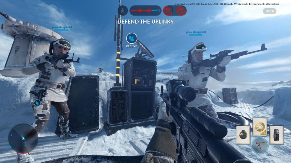 Star Wars: Battlefront - Bilder aus der Open Beta (1)