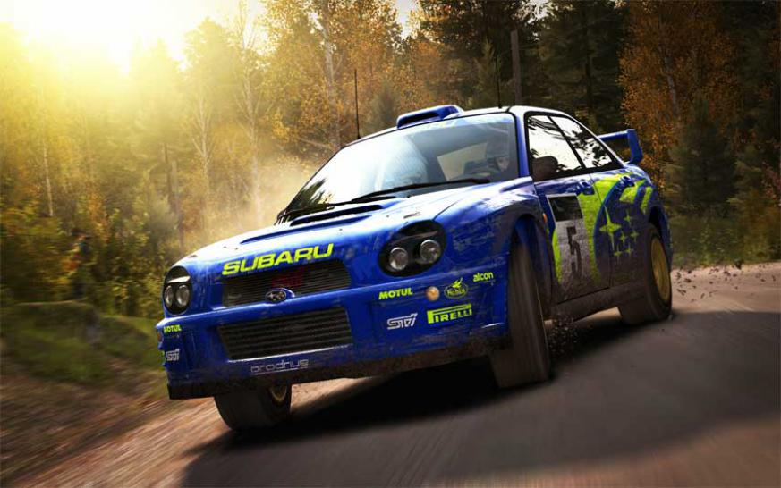 dirt rally finnland update bringt neue strecken und fahrzeuge. Black Bedroom Furniture Sets. Home Design Ideas