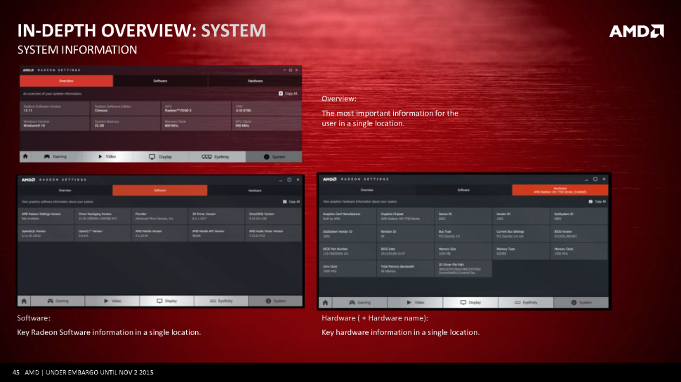 Radeon Settings statt Catalyst Control Center: AMD kündigt Software-Neuerungen an. (1)