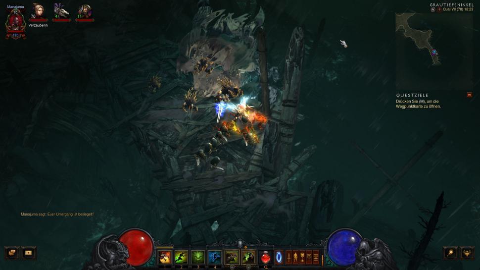 Patch 240 pour Diablo III: Reaper of Souls