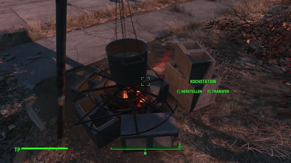 Fallout 4 Schrauben
