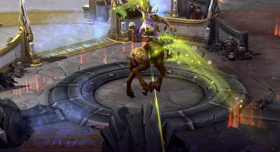 Lunara ist der neueste Hearts of the Storm-Held. (1)