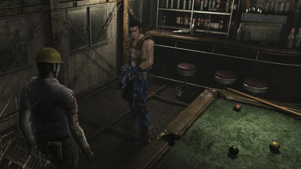 Resident Evil Zero HD Remaster erscheint am 19. Januar 2016 als digitaler Download. (1)