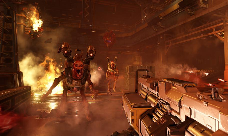 Doom: 1080p und 60 Fps auf PS4 und Xbox One bestätigt