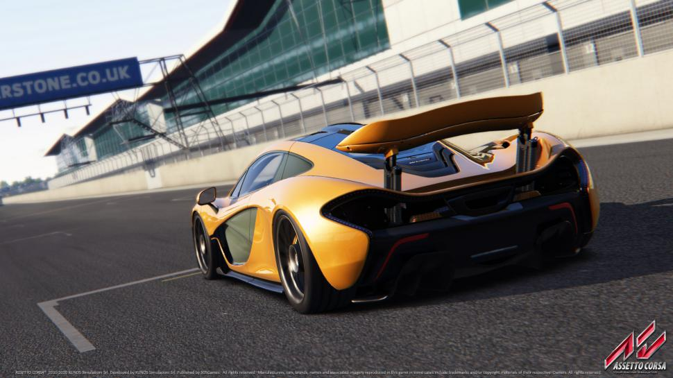 Screenshot aus Assetto Corsa. (1)