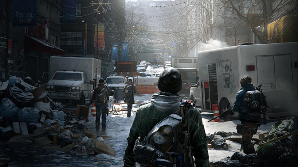 The Division: Beta-Startzeiten (1)