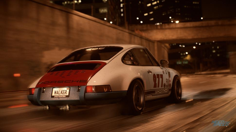 Need for Speed verlangt nach potenter PC-Hardware. (1)