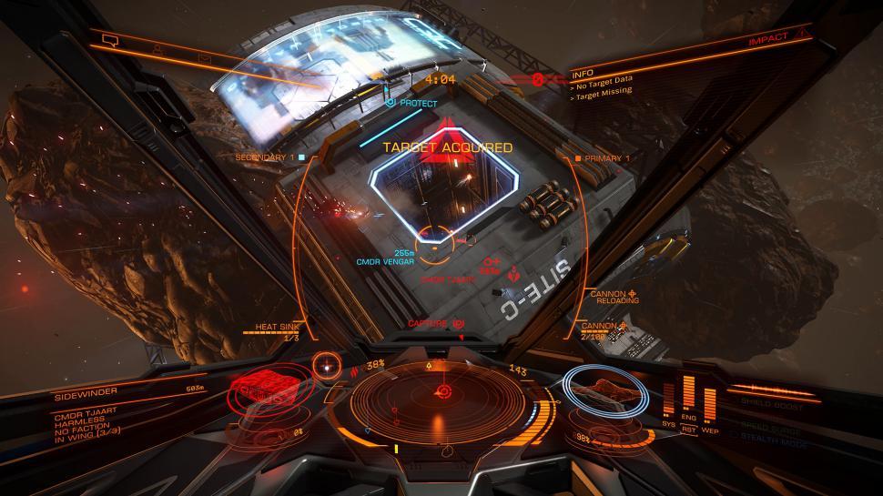 Elite Dangerous: Mehrere Updates für PC und Xbox One