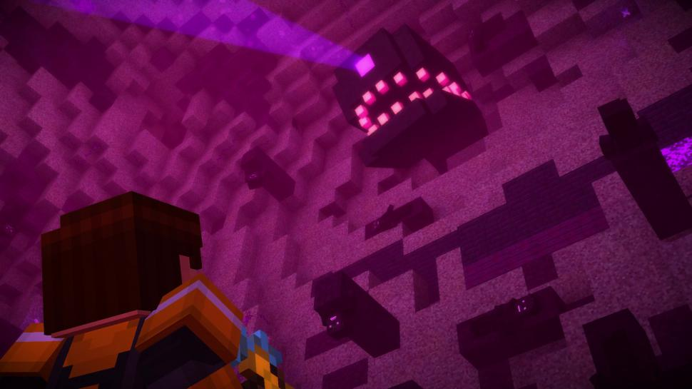 Minecraft Story Mode Im Test Eine Neue Dimension Der Langeweile - Minecraft story mode deutsch spielen