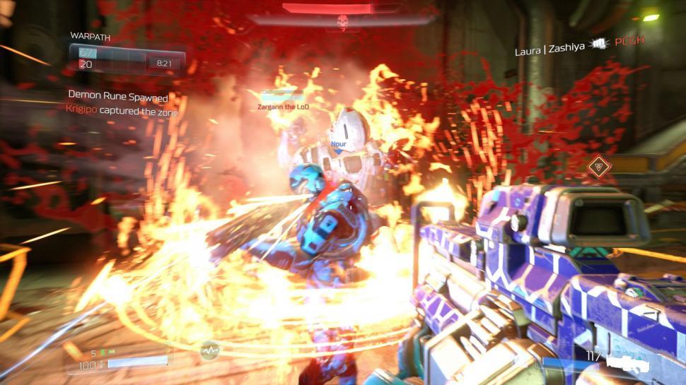Doom: Framerate-Begrenzung wird aufgehoben