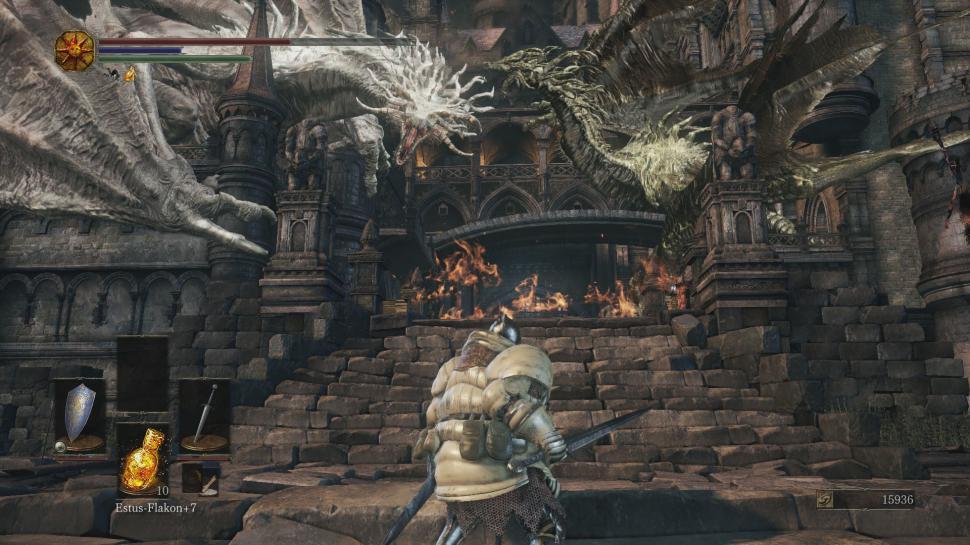Dark Souls 3: Komplettlösung - Alle Gebiete mit Walkthrough