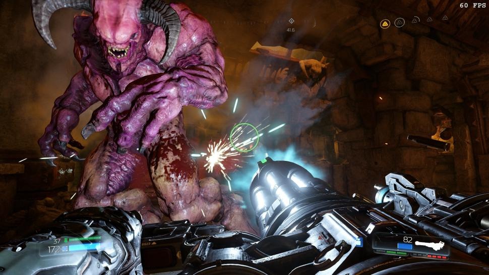 Doom:Gratis-Update mit Deathmatch-Modus im September (1)
