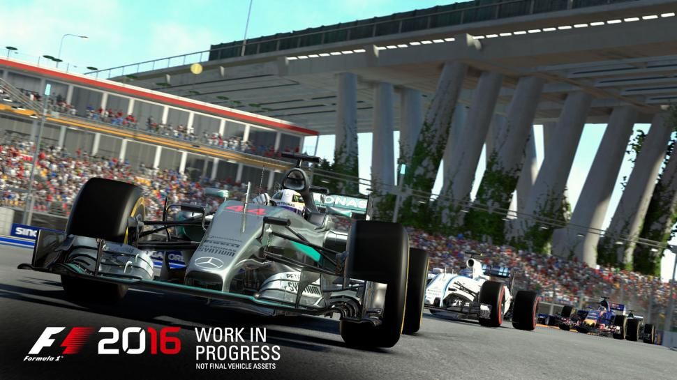 F1 2016 in der E3-Hands-on-Vorschau: So macht man Karriere. (1)