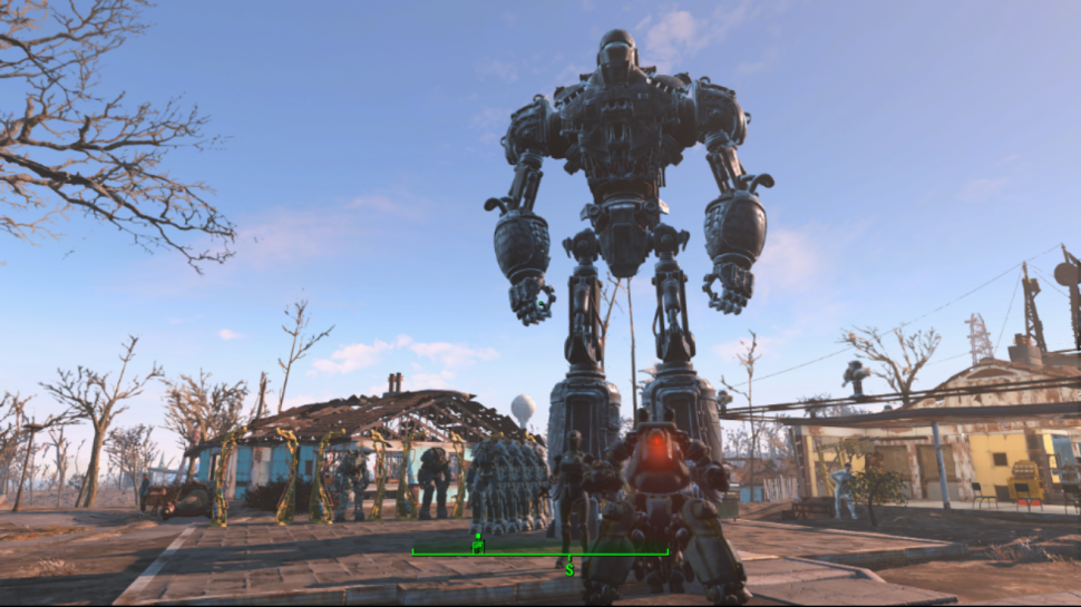 Fallout 4: Xbox-Mods aktuell noch mit Problemen