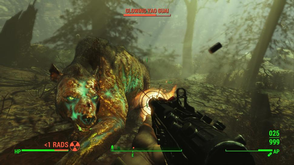 Fallout 4: Far Harbor - Performance-Probleme auf PS4. (1)