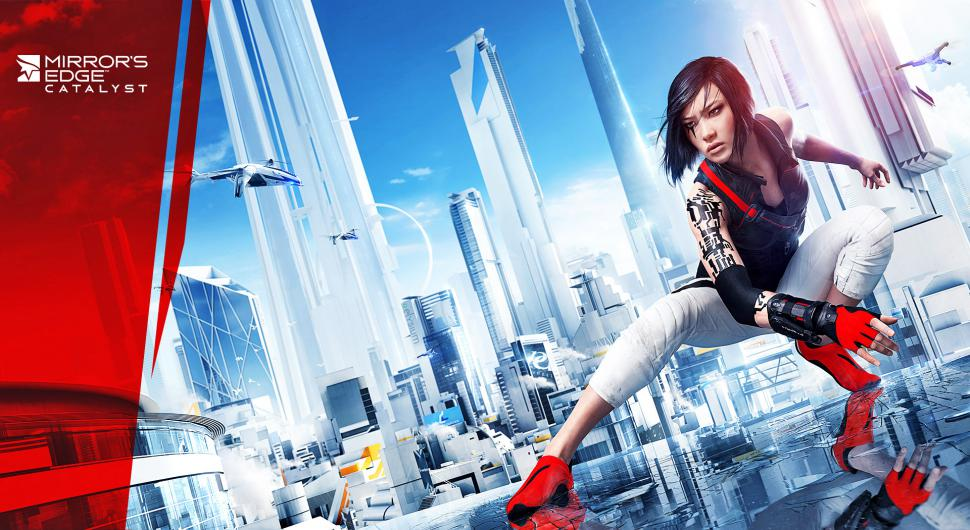 Mirror's Edge Catalyst: Early Access, Anforderungen, Preload - FAQ zum Release. (1)