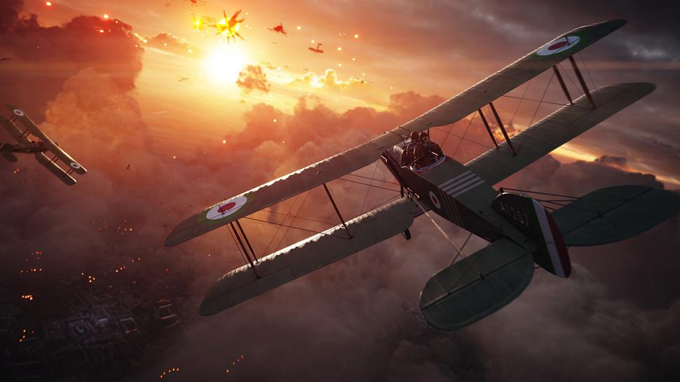 Battlefield 1: Gameplay-Video zeigt alle Waffen in Aktion (1)