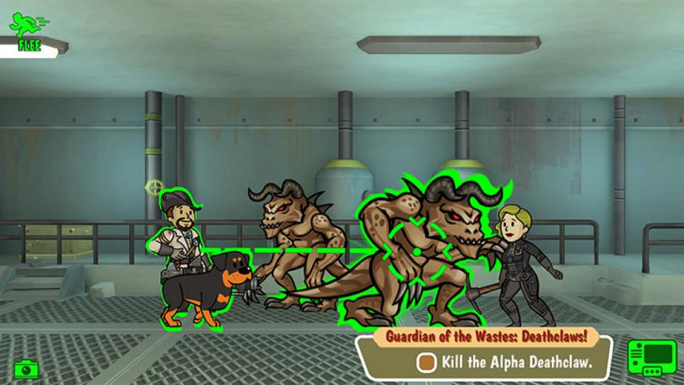 Fallout Shelter: Die PC-Version ist da. (1)