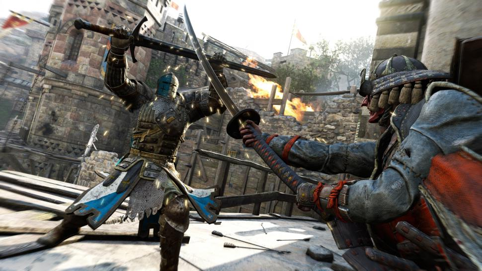 Blue Byte macht die PC-Version von For Honor. (1)