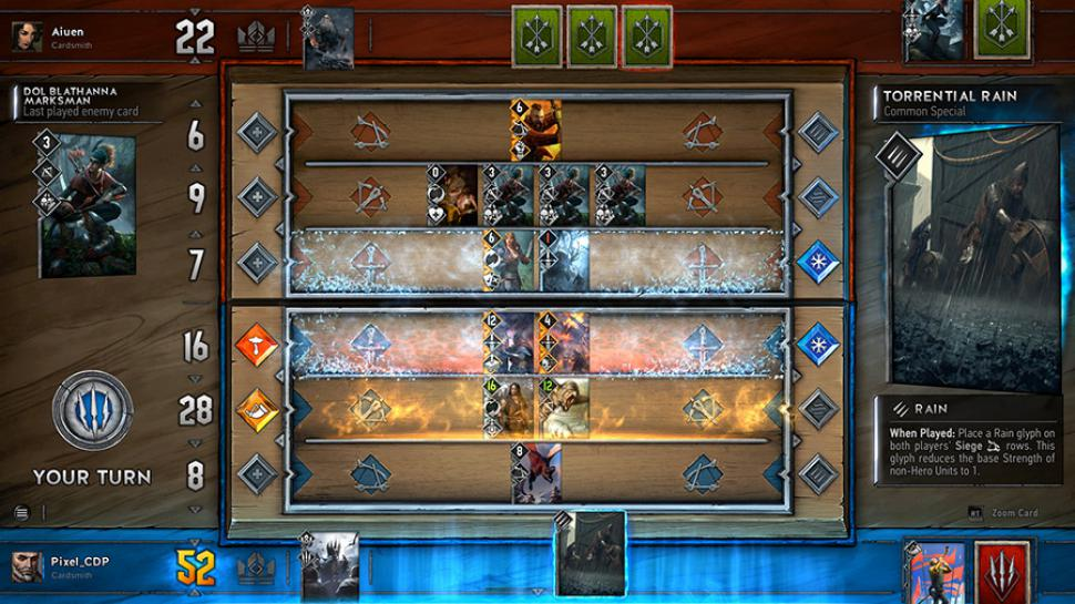 Gwent: The Witcher Card Game startet später in die Beta-Phase. (1)