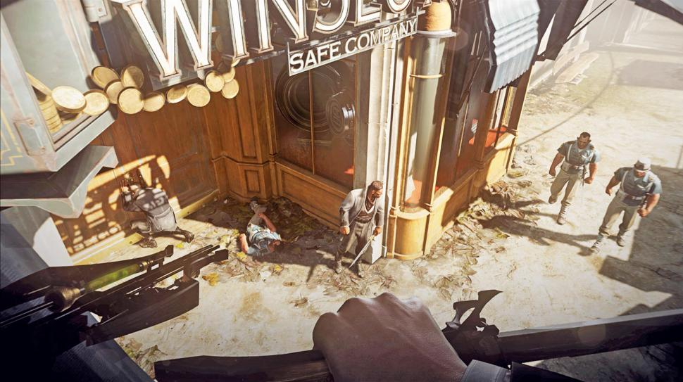 Neue Gameplay-Videos zu Dishonored 2 aufgetaucht.