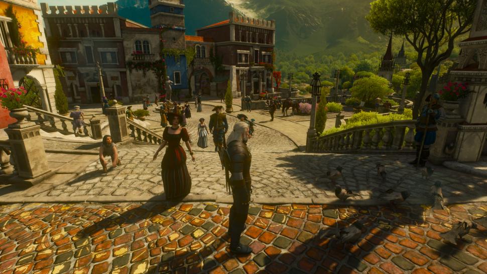 The Witcher 3: Mods verwandeln Geralt in Solid Snake
