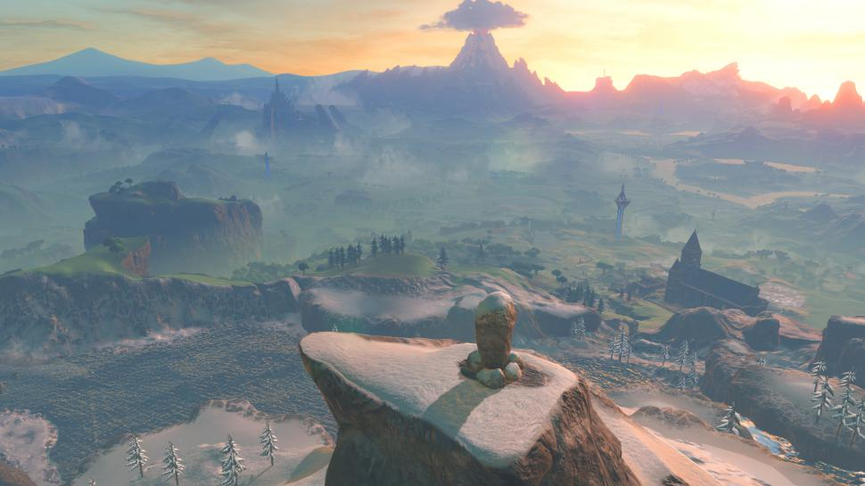 The Legend of Zelda: Breath of the Wild - Gerücht: Doch kein Launchtitel für Nintendo Switch? (1)