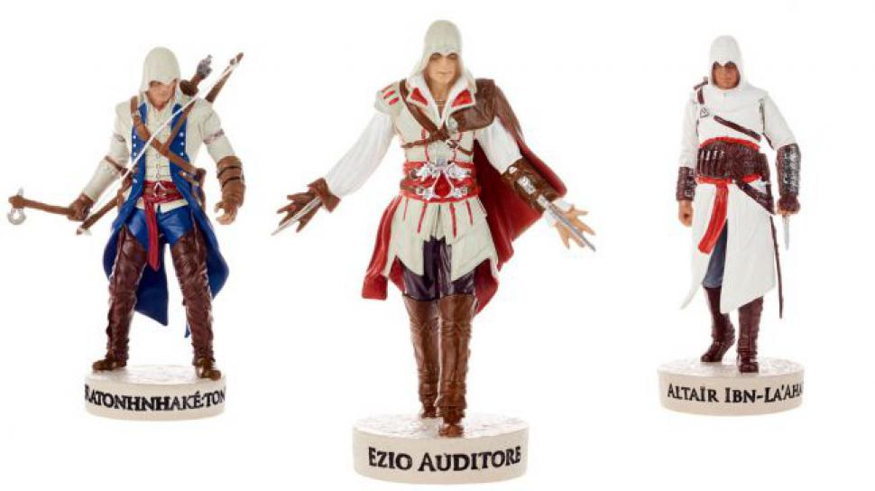 Assassin's Creed: Kollektion bringt Sammelmagazin & -figuren (1)