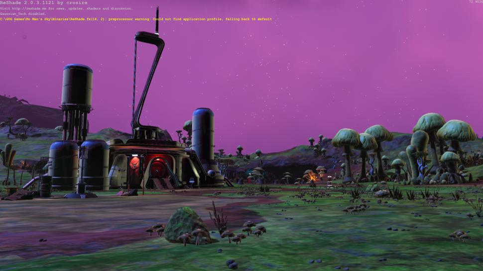 No Mans Sky Bug Ermöglicht Frachter Landung Auf Planeten