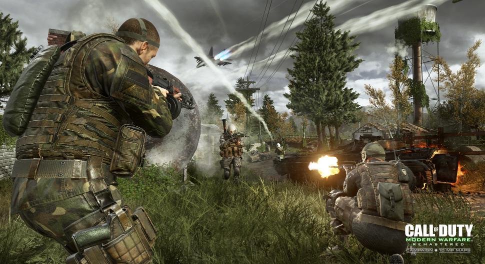 on call of duty 4 modern warfare maps