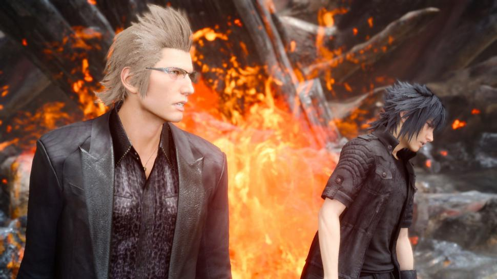 Final Fantasy 15:Todeszauber & neue Gegner in Gameplay-Video (1)