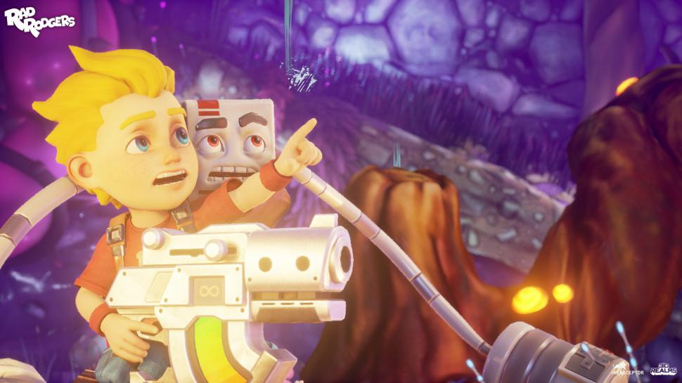 3D Realms arbeitet an Rad Rodgers mit. (1)