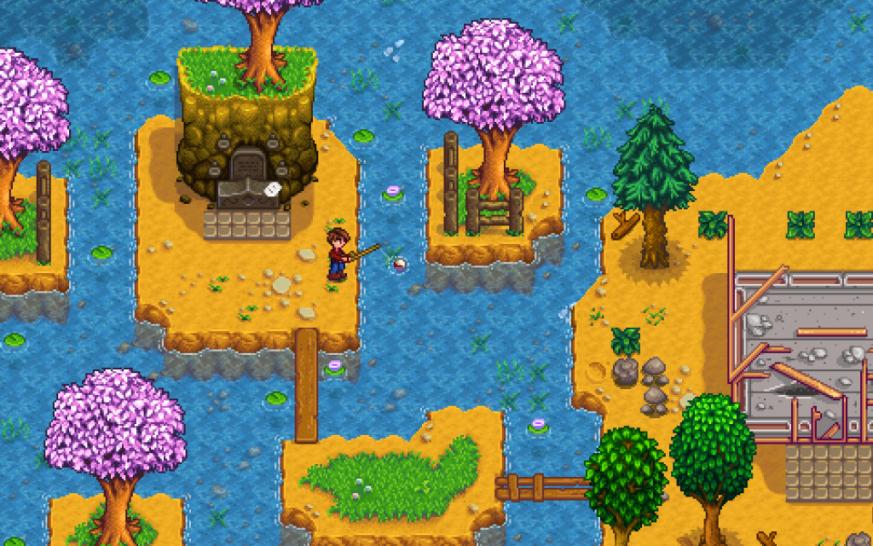 Stardew Valley: Mod ermöglicht Multiplayer mit unendlich