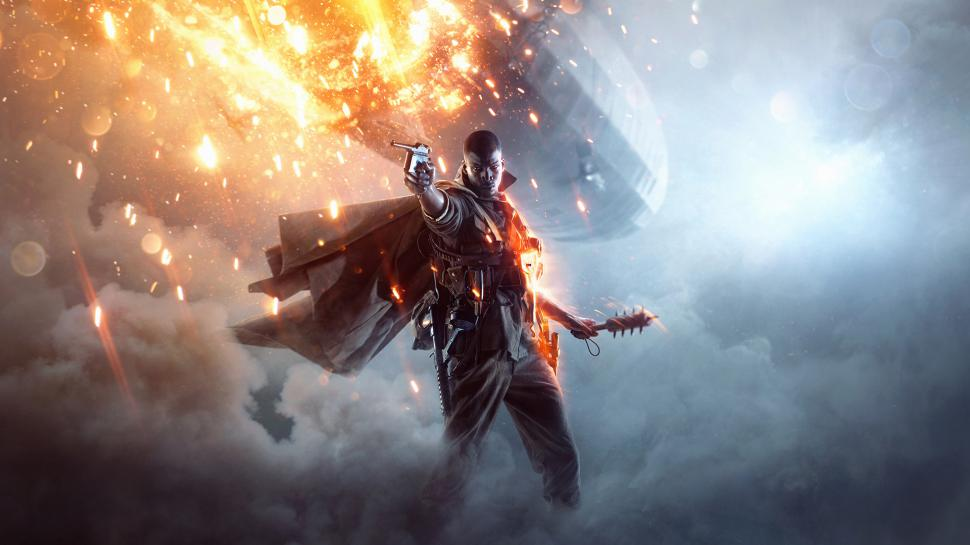Battlefield 1:Neues Gameplayvideo mit Snoop Dogg & 64-Spieler-Partien (1)