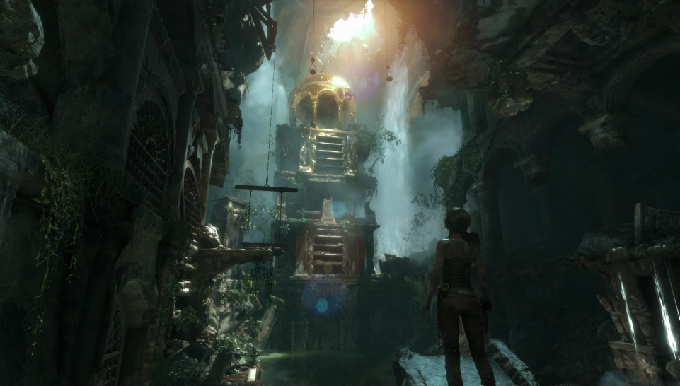 Rise Of The Tomb Raider 20 Jahriges Jubilaum Die Ps4 Version Im Test