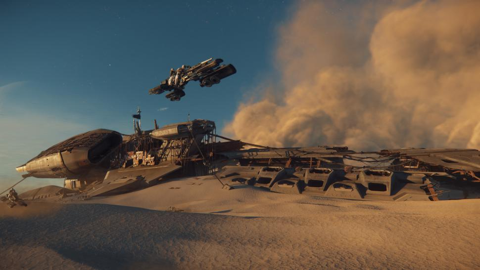 Gameplay-Video zu Star Citizen in 60 FPS veröffentlicht.