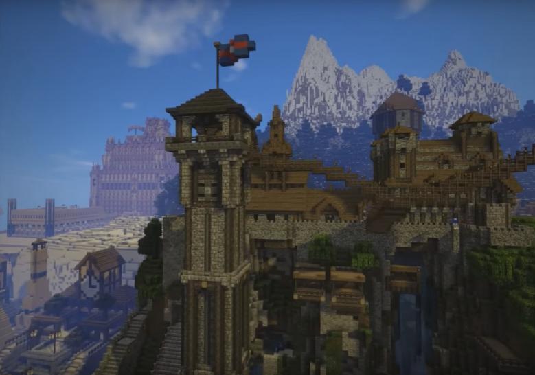 Minecraft CrossplayBeta Auf Windows Und Android Gestartet Xbox - Minecraft xbox spielen