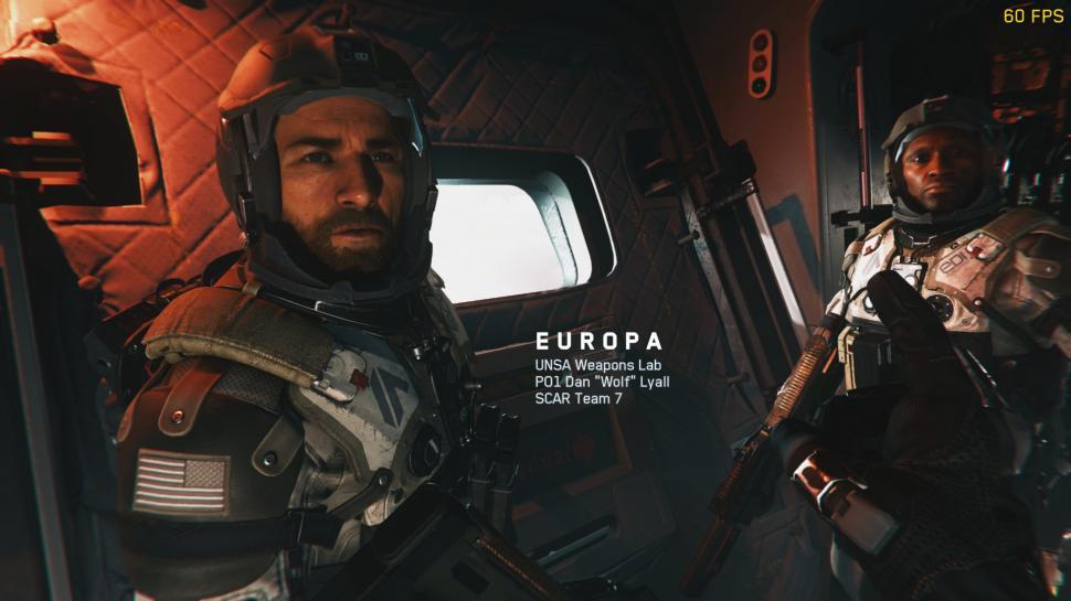 how to play infinite warfare cross platform