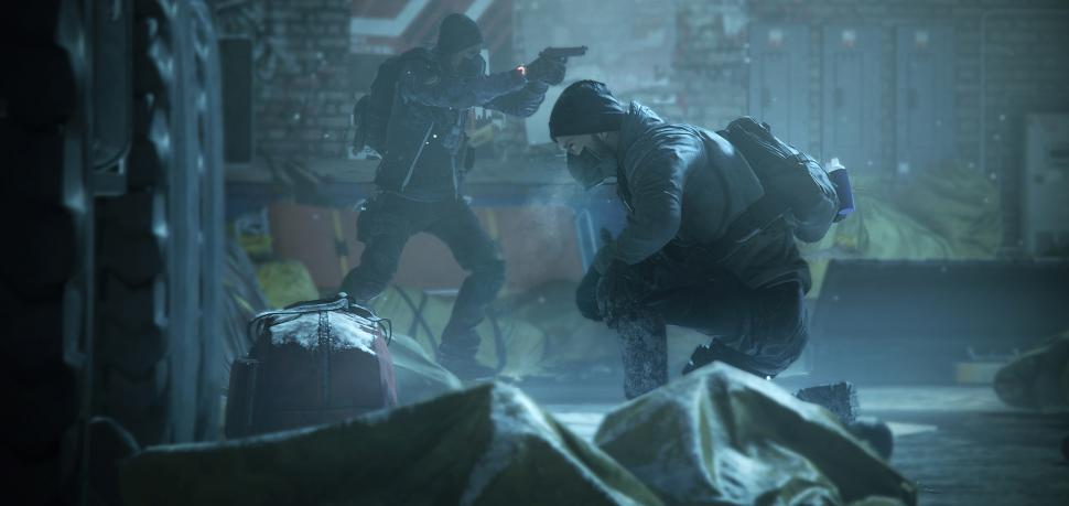 The Division:Patch 1.5 kommende Woche auch auf PS4? (1)