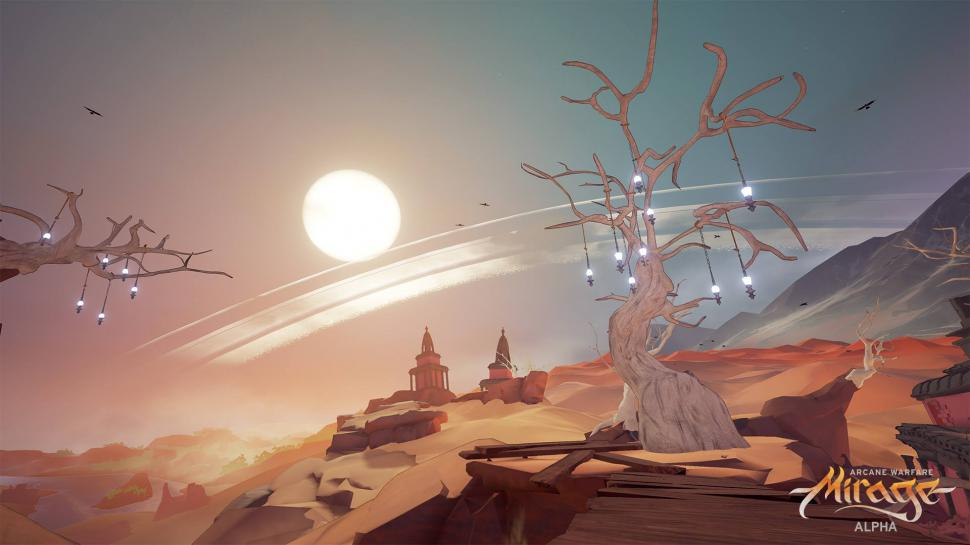 Bilder zu Mirage: Arcane Warfare